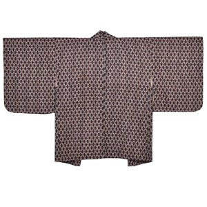 Brown Snowflake Haori