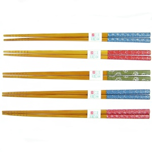Japanese Chopsticks set of 5 - Shigure