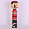 Blossom Traditional Creative Style Kokeshi (vintage)-3