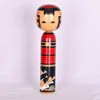 Blossom Traditional Creative Style Kokeshi (vintage)-1
