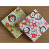 Crane Japanese Coasters (set of 2)-1