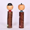 Fishing Farming Kokeshi Couple-4