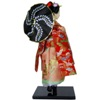 Geisha Doll with Parasol-2