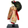 Geisha Doll with Parasol-3
