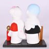 Hairpin Couple Ornament-4