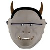 Hannya Noh mask (ornament)-2