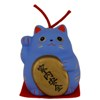 Happy Family Feng Shui Lucky Cat bell-1