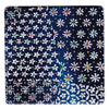 Blue Flowers Coaster x 1-1