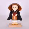 Japanese Monk Doll-1