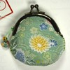 Owl purse - Green-2
