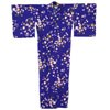 Purple Summer Flowers Yukata-2