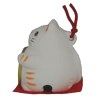 Safe Driving Feng Shui Lucky Cat bell-2