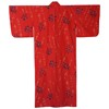 Dancing Characters Yukata, Red-2