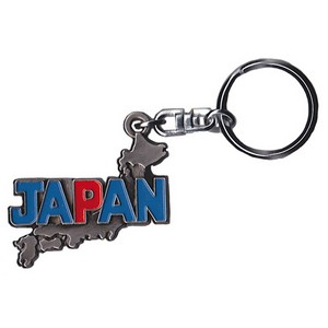 Japan Key ring - Map
