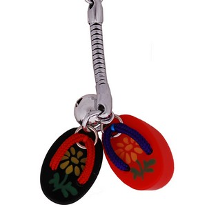 Japanese Geta Key ring