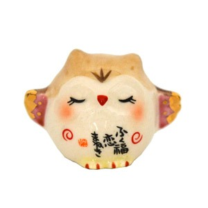 Lucky Owl Ornament - 1
