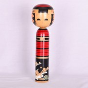 Blossom Traditional Creative Style Kokeshi (vintage)