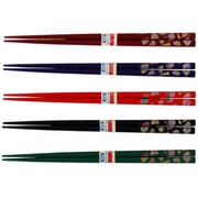 Chopsticks set of 5 - Fan