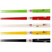 Chopsticks set of 5 - Lucky cat design