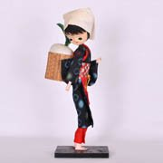 Daikon Japanese Doll