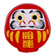 Daruma magnets, pack of 4