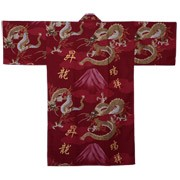 Fuji and Rising Dragon Happi, Red