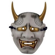 Hannya Noh mask (ornament)