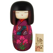 Mushin Innocence Kokeshi Doll