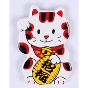 Manekineko magnets, pack of 4