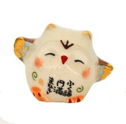 Lucky Owl Ornament - 4