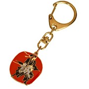 Samurai Key Ring - Red