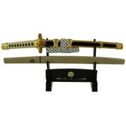 Japanese Samurai Sword Paper Knife - double set