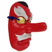 Tengu Noh mask (ornament)