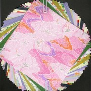 Washi paper for origami - L