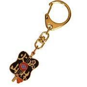 Wind Forest Fire Mountain Key Ring