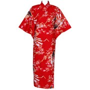Cherry Princess Yukata, Red