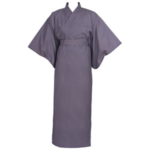 Striped Womens Yukata